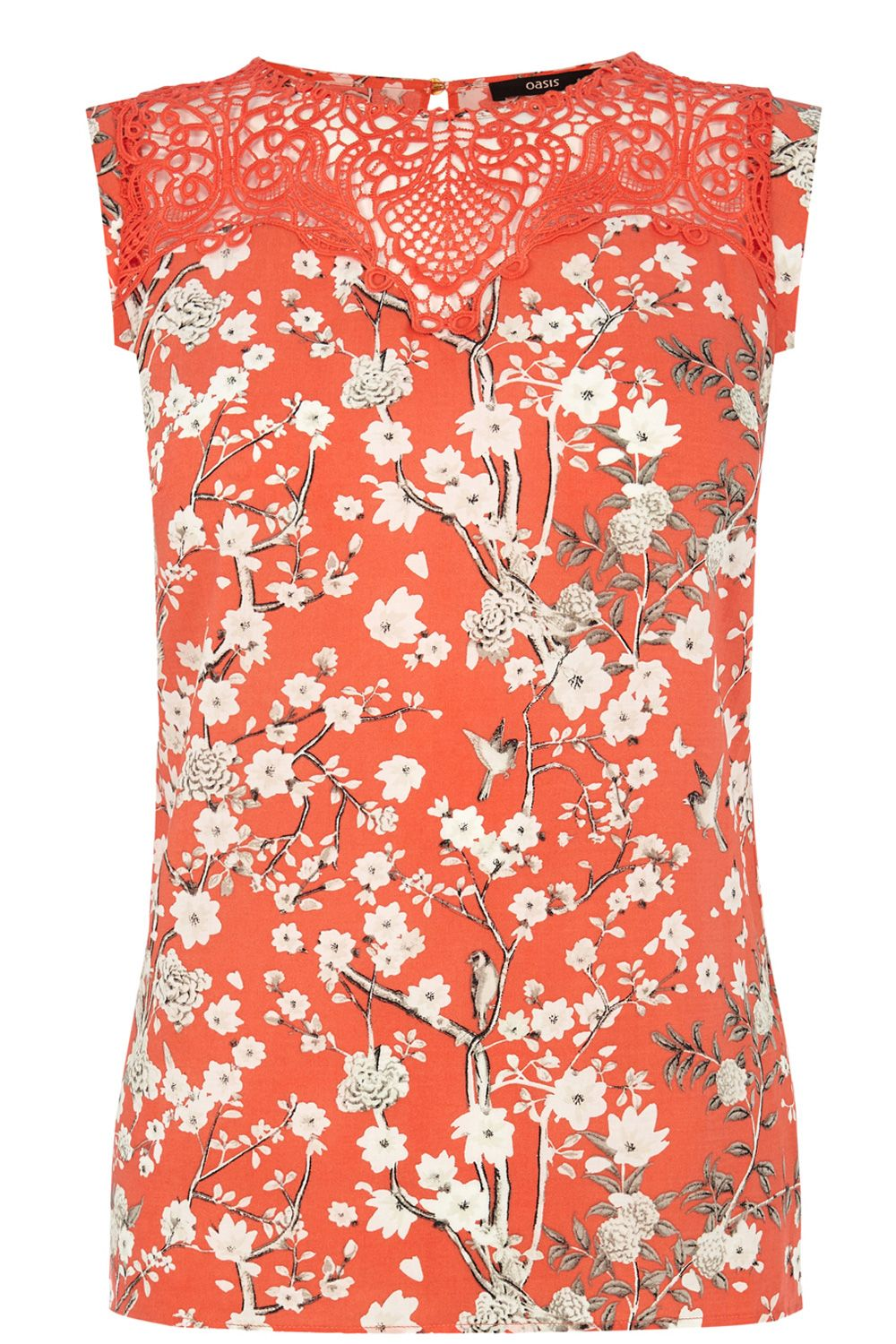 Japanese Blossom Top