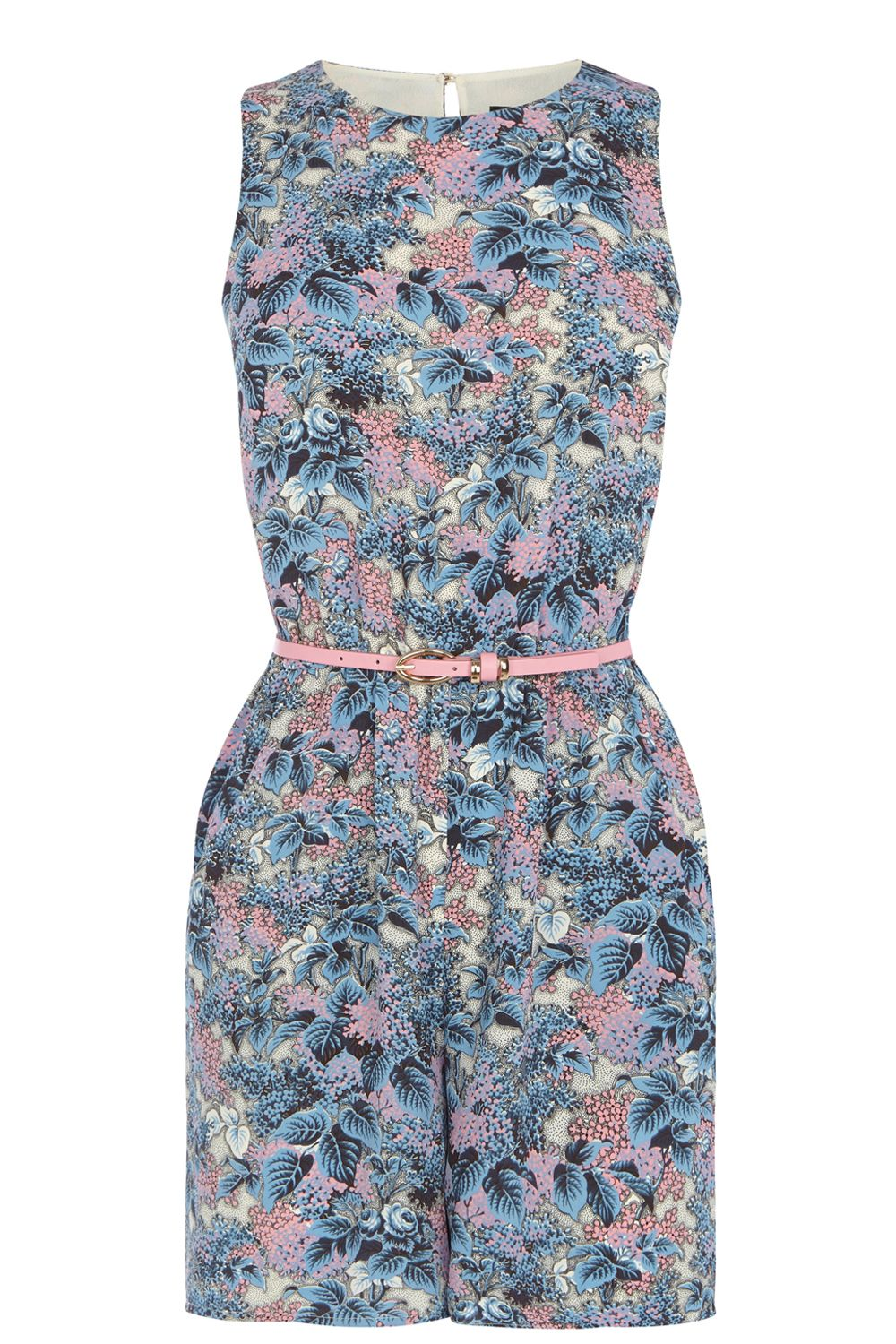 Botanical budlia playsuit