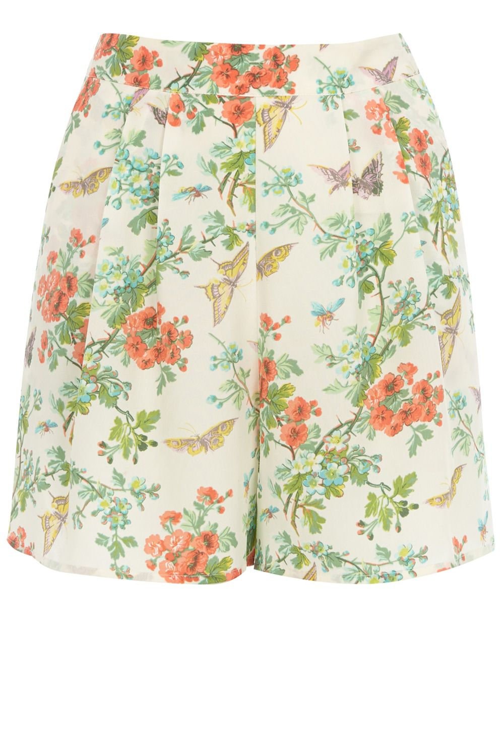 Butterfly Blossom Shorts