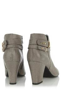 Isabelle Strapped Ankle Boot