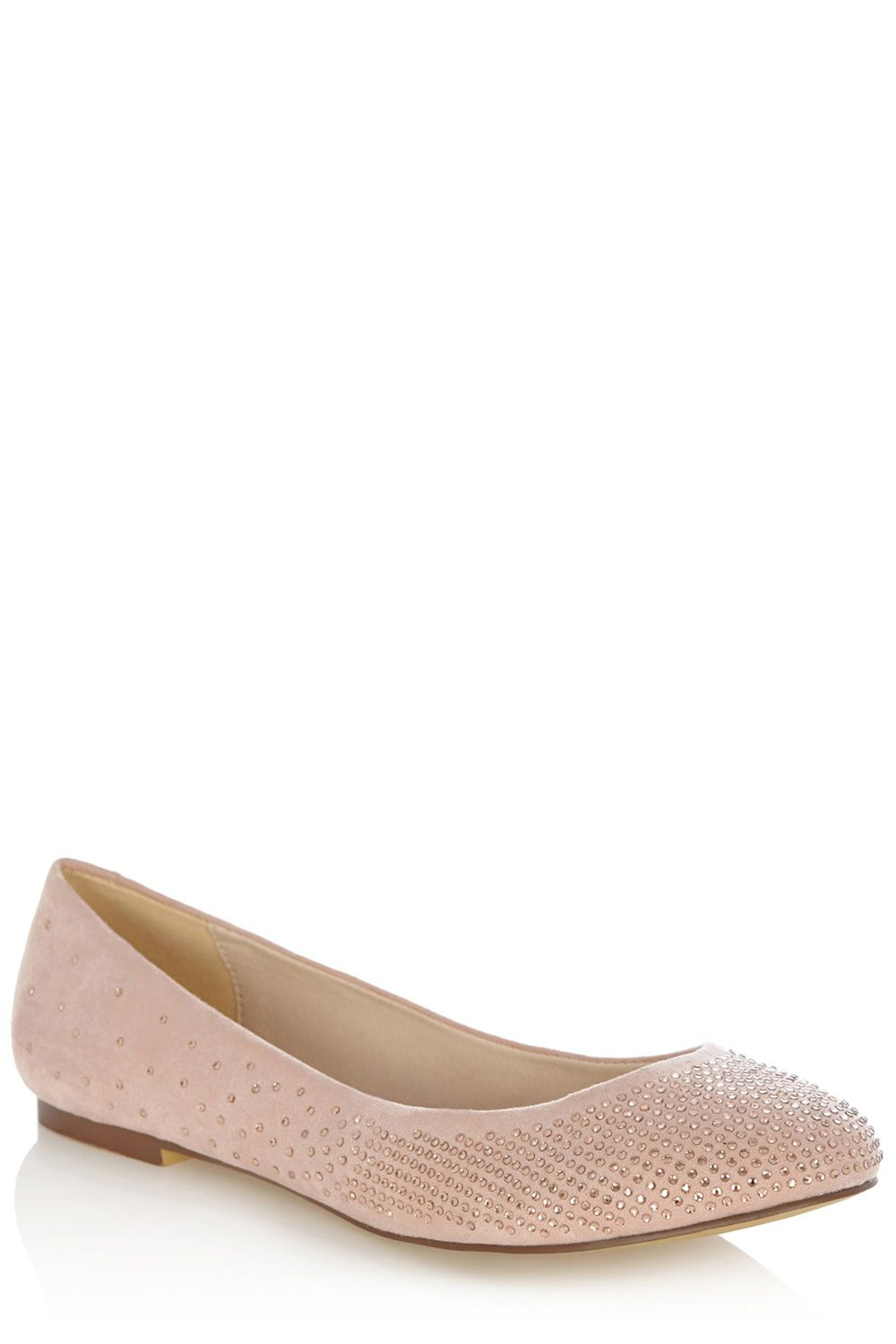 Sparkle Ballerina Pumps