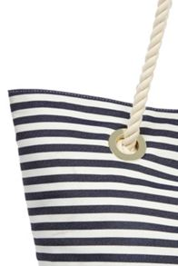Stoupa Stripe Shopper