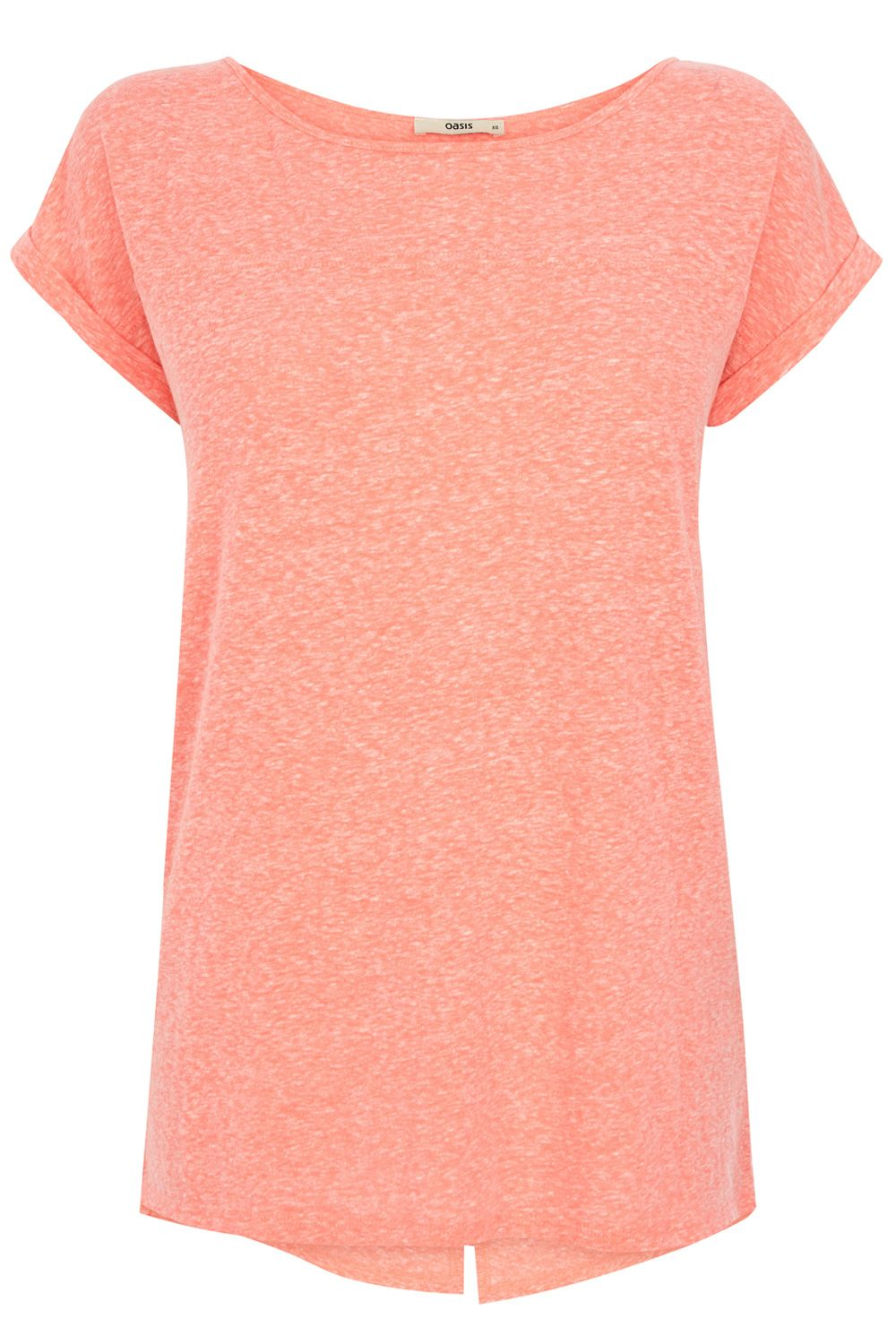 Cotton mix T-shirt