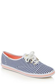 Keds stripe lace up