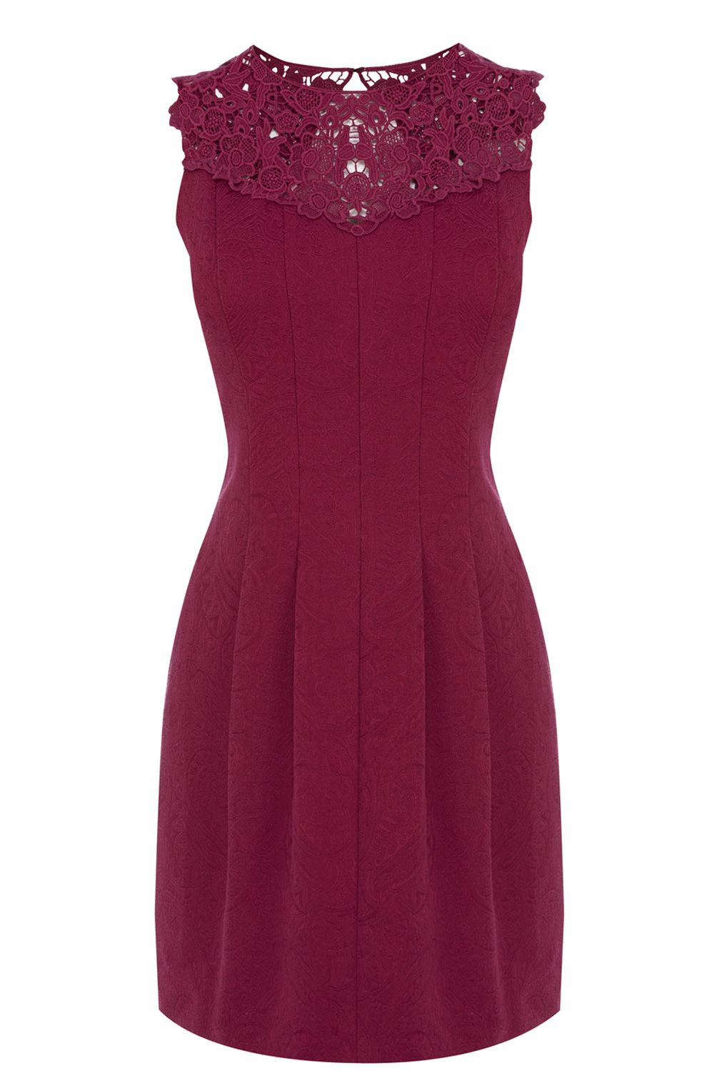 Bella Trim Fit and Flare Dress