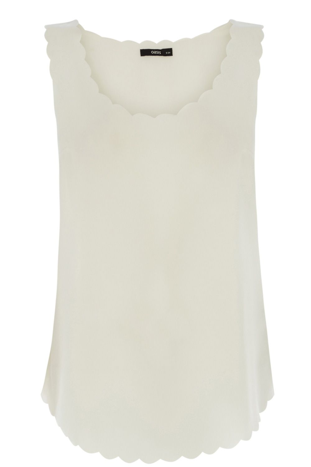 Scallop price point vest