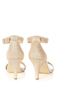 Hollie 2 Part Heeled Sandal