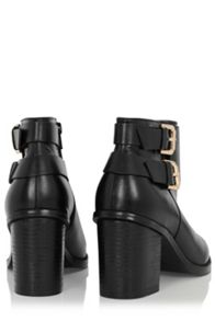 Erin buckle boots
