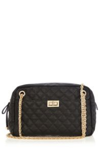 Poppy quilted shoulder bag