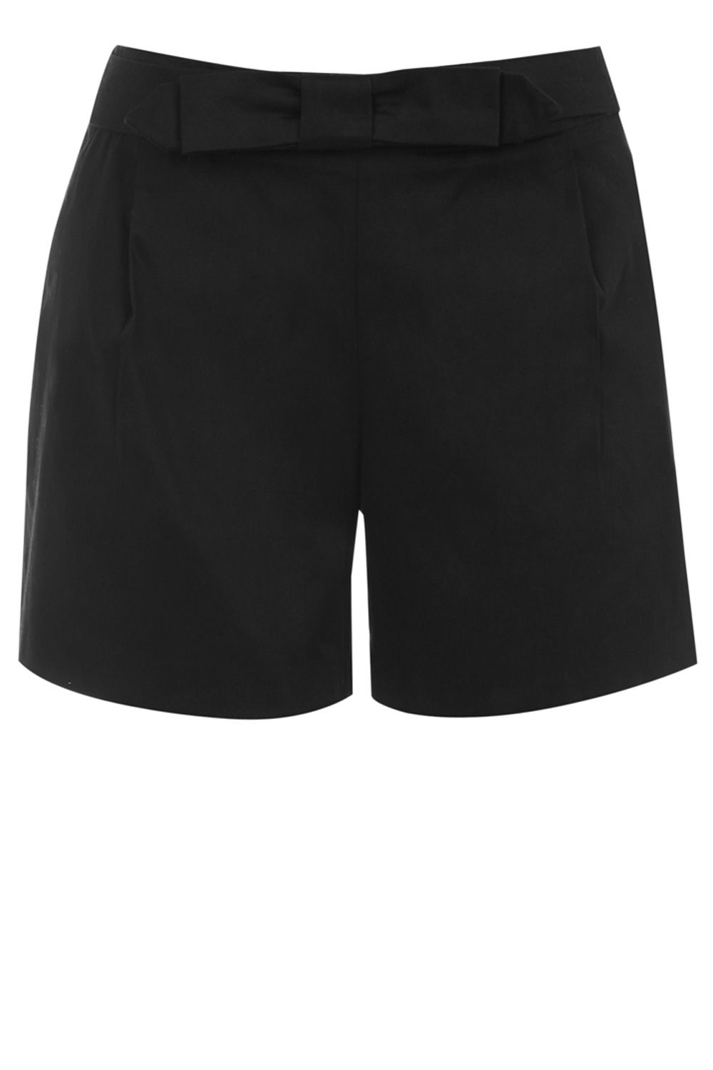 Bow Detail Shorts