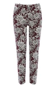 Provonce floral trouser