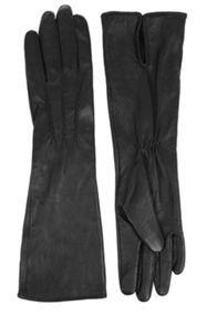 Leather Longer Line Glove