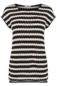 Wiggle Stripe T-shirt