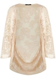 Cream Devoree Cape
