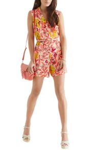 Honey Flower Playsuit