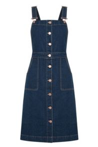 Oasis Brooklyn Dungaree Dress