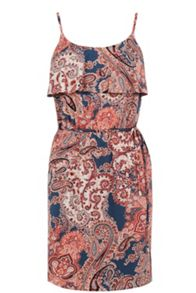 Oasis Phea Paisley Cami Dress