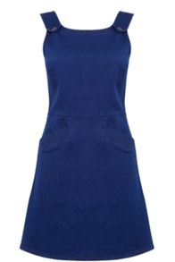 Oasis Dungaree Dress