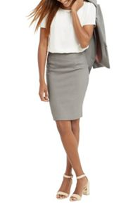 Oasis Clara Workwear Skirt