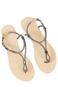 Oasis Poppy Plait Sandals