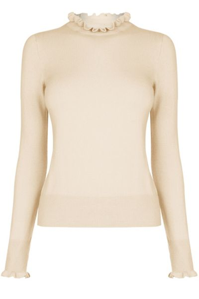 Oasis Cute Frill Knit