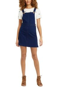 Oasis Denise Dungaree Dress