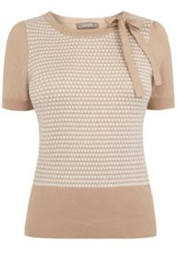 Oasis Margot Jacquard Cute Knit