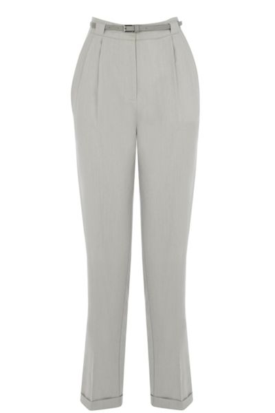 Oasis Belted Peg Trouser