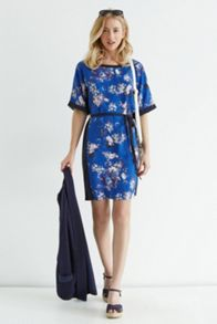 Jasmin Bird T-Shirt Dress