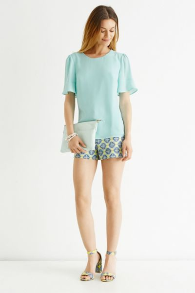 Oasis Fluted Milly T-Shirt