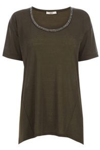 Neppy Embellished Tee