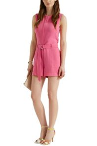 Marie Crepe Playsuit