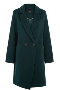 Oasis Alex Seamed DB Coat