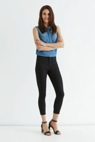 Oasis High waisted Grace capri