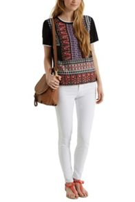 Marrakesh Border Tee