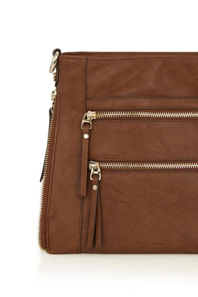 Oasis Katie Zip Cross Body