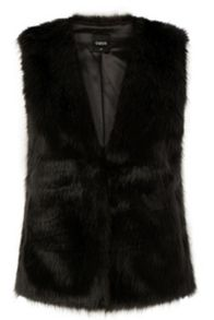 Short Glam Fur Gillet