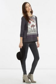 Bohemian Placement Woven Front
