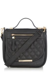 Quinn Quilted Saddle Bag