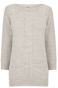 Lace Detail Phoebe Jumper