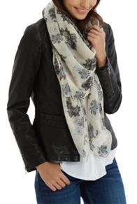 Willow Print Scarf
