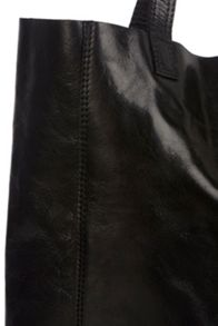 Oasis Unlined Leather Shopper