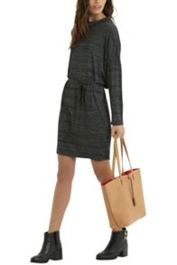 Marl Sweater Dress