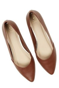 Penelope Pointed Wedge