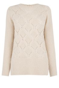 Pretty Pointelle Cosy Knit