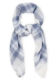 Oasis Stephanie Check Scarf