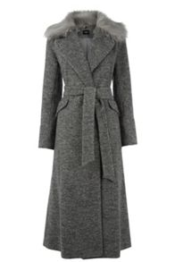 Tweed Great Coat