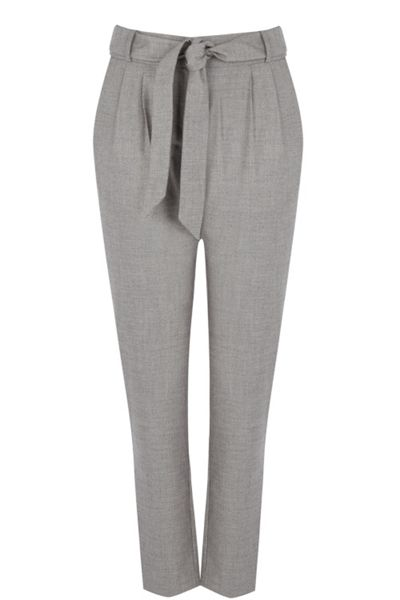 Oasis Belted Peg Trousers