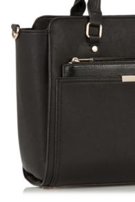 Scarlett Work Bag With Clutch