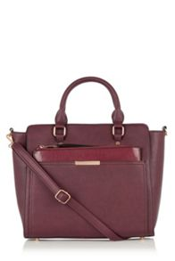 Oasis Scarlett Work Bag With Clutch